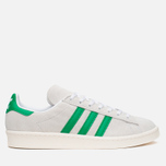 Мужские кроссовки adidas Originals Campus 80's Nigo Suede White/Green фото- 0