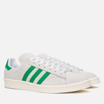 Мужские кроссовки adidas Originals Campus 80's Nigo Suede White/Green фото- 1