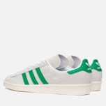 Мужские кроссовки adidas Originals Campus 80's Nigo Suede White/Green фото- 2
