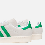 Мужские кроссовки adidas Originals Campus 80's Nigo Suede White/Green фото- 5
