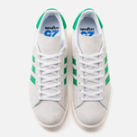 Мужские кроссовки adidas Originals Campus 80's Nigo Suede White/Green фото- 4