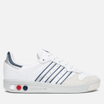 Кроссовки adidas Originals G.S Spezial White/Navy фото- 0