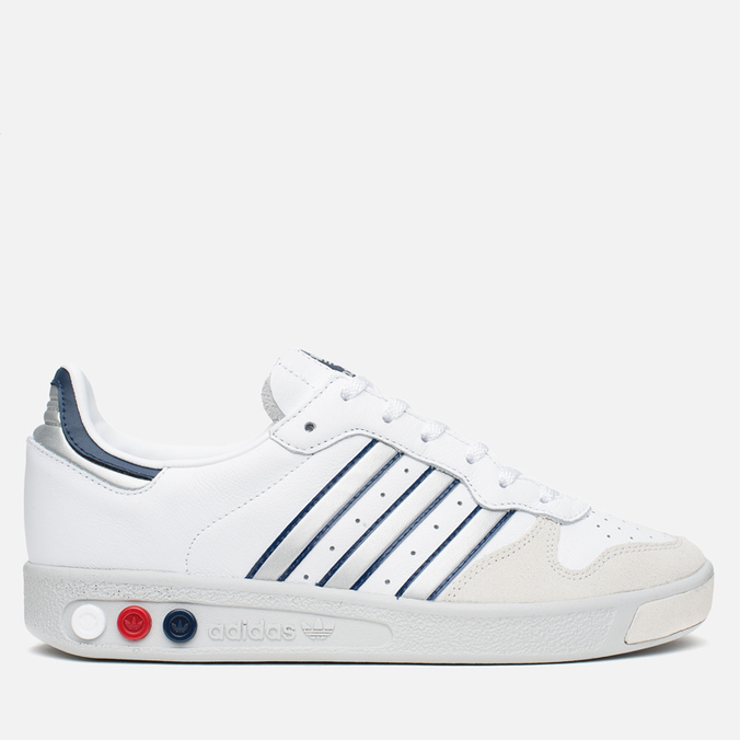 Кроссовки adidas Originals G.S Spezial White/Navy