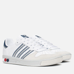Кроссовки adidas Originals G.S Spezial White/Navy фото- 1