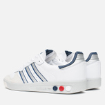 Кроссовки adidas Originals G.S Spezial White/Navy фото- 2