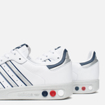 Кроссовки adidas Originals G.S Spezial White/Navy фото- 5