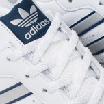 Кроссовки adidas Originals G.S Spezial White/Navy фото- 6