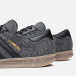 Мужские кроссовки adidas Originals Hamburg Black/Black фото- 5