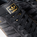 Мужские кроссовки adidas Originals Hamburg Black/Black фото- 6