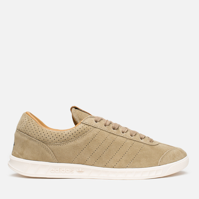 Мужские кроссовки adidas Originals Hamburg Freizeit Hemp/Chalk White/Mesa