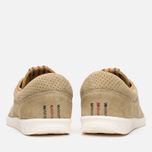 Мужские кроссовки adidas Originals Hamburg Freizeit Hemp/Chalk White/Mesa фото- 3