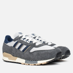 Мужские кроссовки adidas Originals Kirkdale Spezial Navy/Grey фото- 1