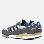 Мужские кроссовки adidas Originals Kirkdale Spezial Navy/Grey фото- 2