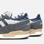 Мужские кроссовки adidas Originals Kirkdale Spezial Navy/Grey фото- 5
