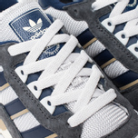 Мужские кроссовки adidas Originals Kirkdale Spezial Navy/Grey фото- 6