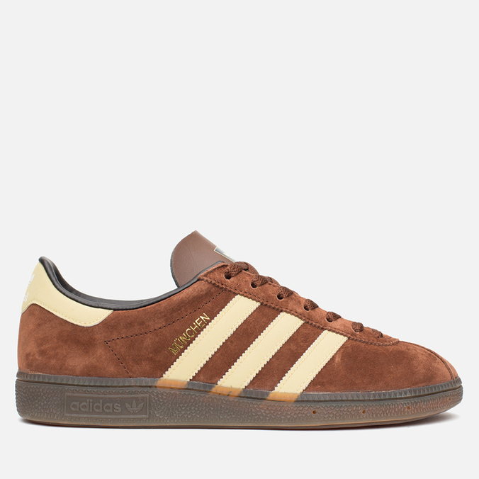 Кроссовки adidas Originals Munchen Spezial Brown/Sand