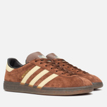 Кроссовки adidas Originals Munchen Spezial Brown/Sand фото- 1