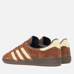 Кроссовки adidas Originals Munchen Spezial Brown/Sand фото- 2