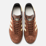 Кроссовки adidas Originals Munchen Spezial Brown/Sand фото- 4