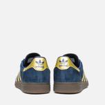 Кроссовки adidas Originals Munchen Spezial Navy/Gold/Sky фото- 3