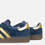 Кроссовки adidas Originals Munchen Spezial Navy/Gold/Sky фото- 5