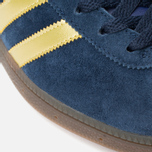 Кроссовки adidas Originals Munchen Spezial Navy/Gold/Sky фото- 7