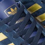 Кроссовки adidas Originals Munchen Spezial Navy/Gold/Sky фото- 6