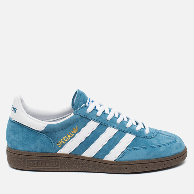 9ff1895eb287 Кроссовки adidas Originals Spezial Blue White 033620