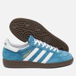 Кроссовки adidas Originals Spezial Blue/White фото- 2