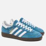 Кроссовки adidas Originals Spezial Blue/White фото- 1