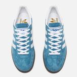 Кроссовки adidas Originals Spezial Blue/White фото- 4