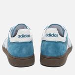 Кроссовки adidas Originals Spezial Blue/White фото- 3