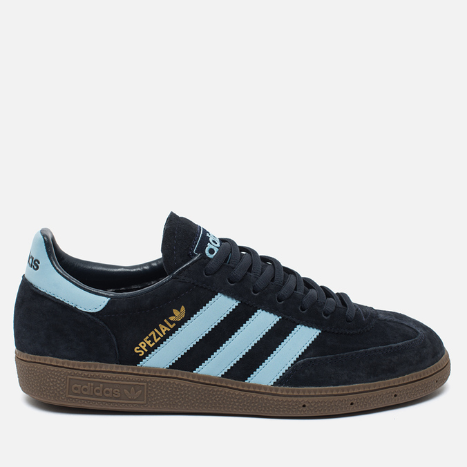 Кроссовки adidas Originals Spezial Dark Navy/Argentina Blue