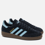 Кроссовки adidas Originals Spezial Dark Navy/Argentina Blue фото- 1