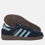 Кроссовки adidas Originals Spezial Dark Navy/Argentina Blue фото- 2