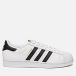 Кроссовки adidas Originals Superstar White/Core Black фото- 0