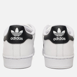 Кроссовки adidas Originals Superstar White/Core Black фото- 3