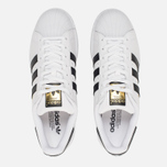 Кроссовки adidas Originals Superstar White/Core Black фото- 4