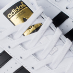Мужские кроссовки adidas Originals Superstar White/Core Black фото- 6