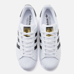Мужские кроссовки adidas Originals Superstar White/Core Black фото- 4