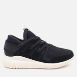 Мужские кроссовки adidas Originals Tubular Nova Black/Cream White фото- 0