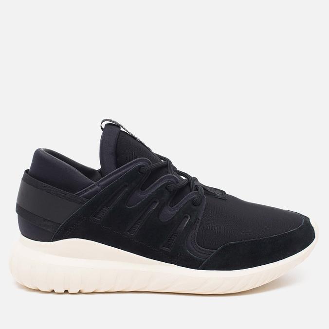 Мужские кроссовки adidas Originals Tubular Nova Black/Cream White