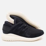 Мужские кроссовки adidas Originals Tubular Nova Black/Cream White фото- 2
