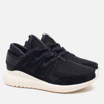 Мужские кроссовки adidas Originals Tubular Nova Black/Cream White фото- 1