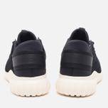 Мужские кроссовки adidas Originals Tubular Nova Black/Cream White фото- 3