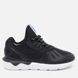 Мужские кроссовки adidas Originals Tubular Runner Black/White фото- 0