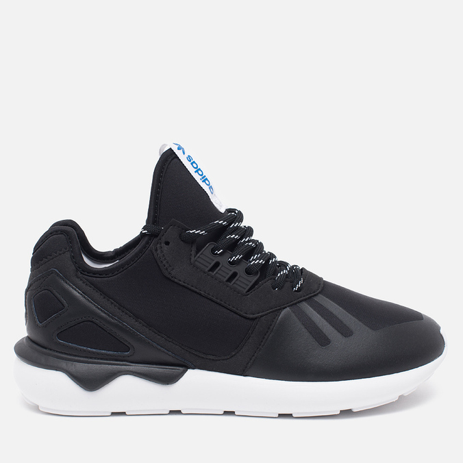 Мужские кроссовки adidas Originals Tubular Runner Black/White