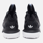 Мужские кроссовки adidas Originals Tubular Runner Black/White фото- 3