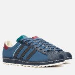 adidas Originals x GJO.E Superstar 80's Ripple Men's Sneakers Marin/Navy/Burgundy photo- 1
