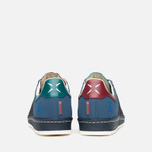 adidas Originals x GJO.E Superstar 80's Ripple Men's Sneakers Marin/Navy/Burgundy photo- 3